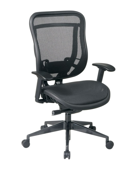 Every modern executive needs a chair to go with their executive desk. The right chair can provide you with the comfort and support needed for the long work day.