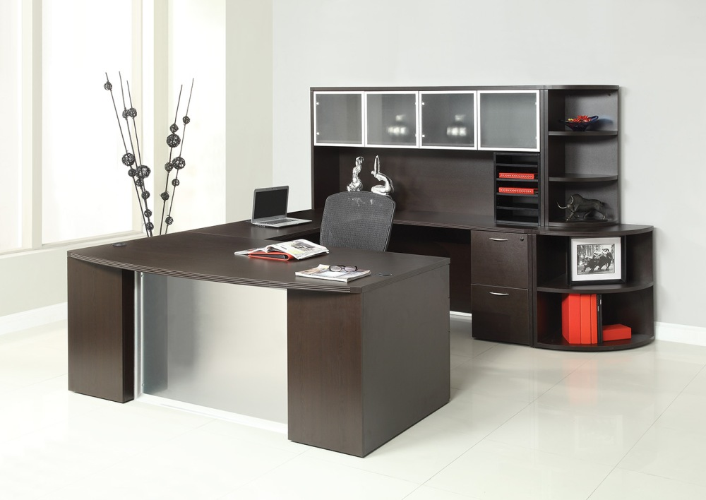 With soft lines and rounded edges, contemporary style is a top choice for many professional office spaces. The Napa collection features multiple configurations, allowing you to create the perfect set up for not only your executive staff, but also your entire office.