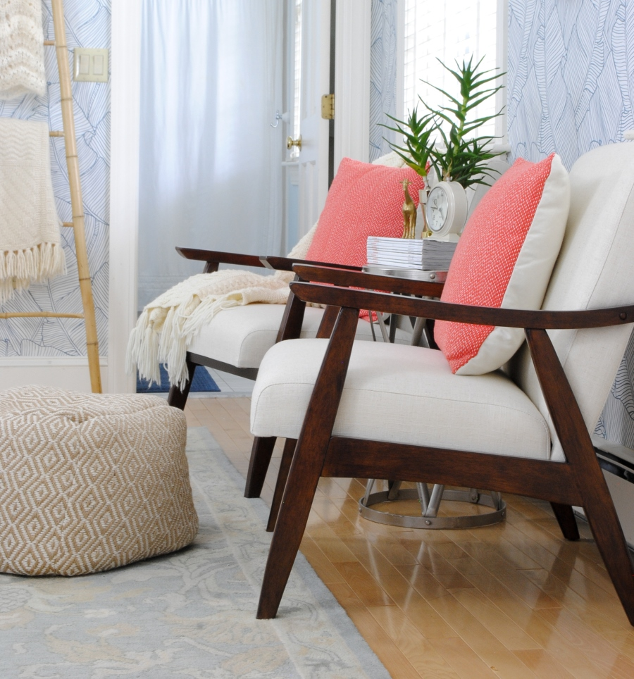 Wondering how to incorporate an accent chair into your living space? Here are some of our favorite ways to use an accent chair in the home.